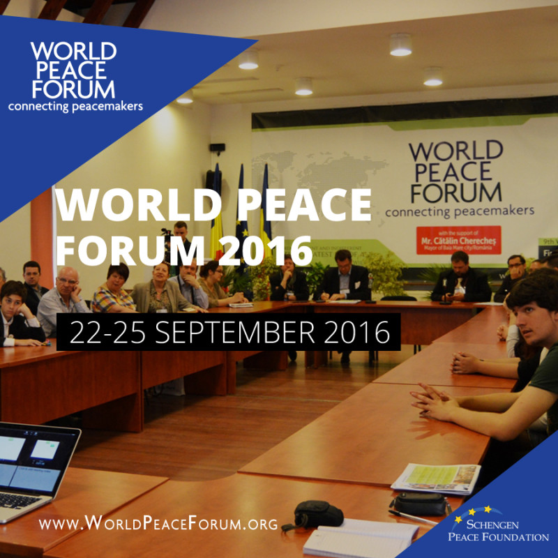 World Peace Forum 2016